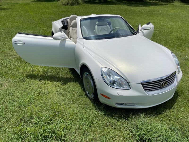 LEXUS SC 2003 price $21,000