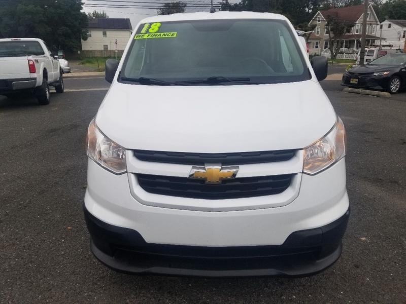 Chevrolet City Express Cargo Van 2018 price $17,900