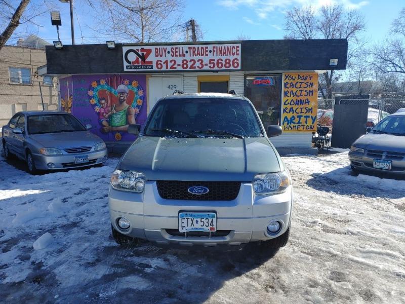 FORD ESCAPE 2007 price $2,999