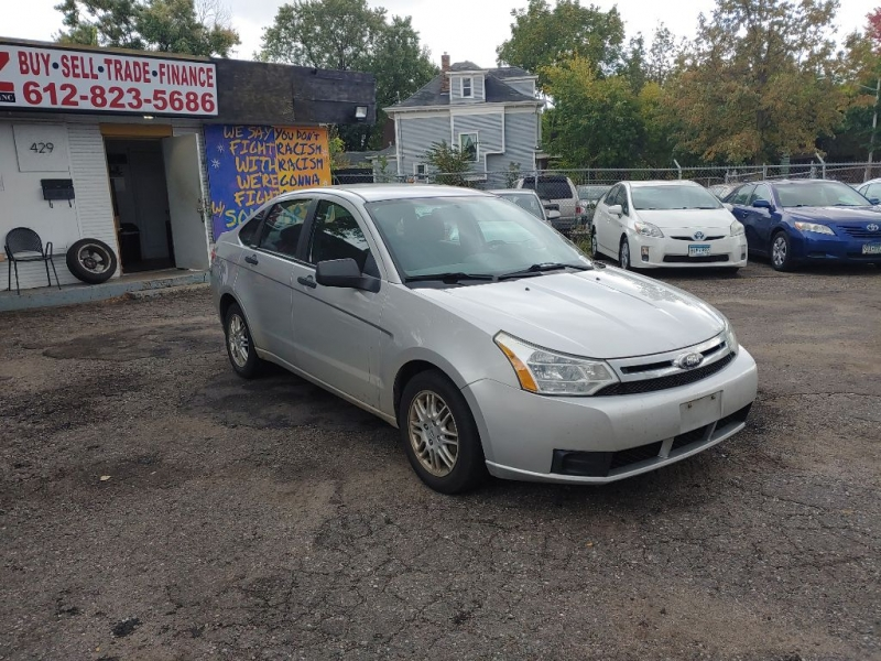FORD FOCUS 2011 price $3,999