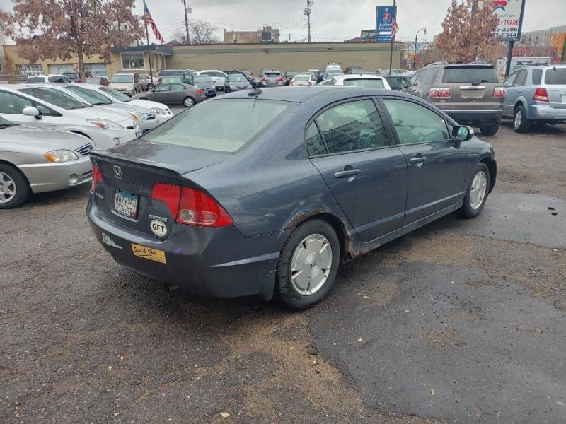 HONDA CIVIC 2007 price $3,499
