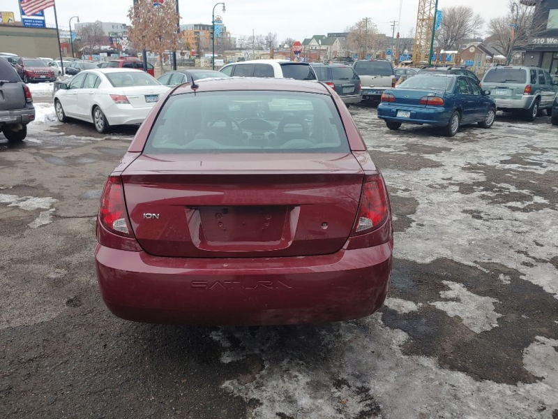 SATURN ION 2006 price Call for Pricing.