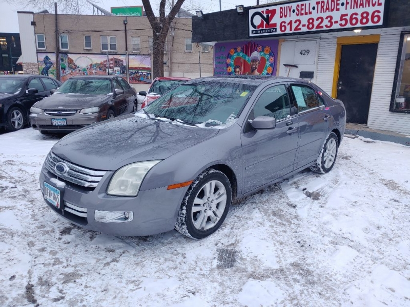 FORD FUSION 2006 price Call for Pricing.