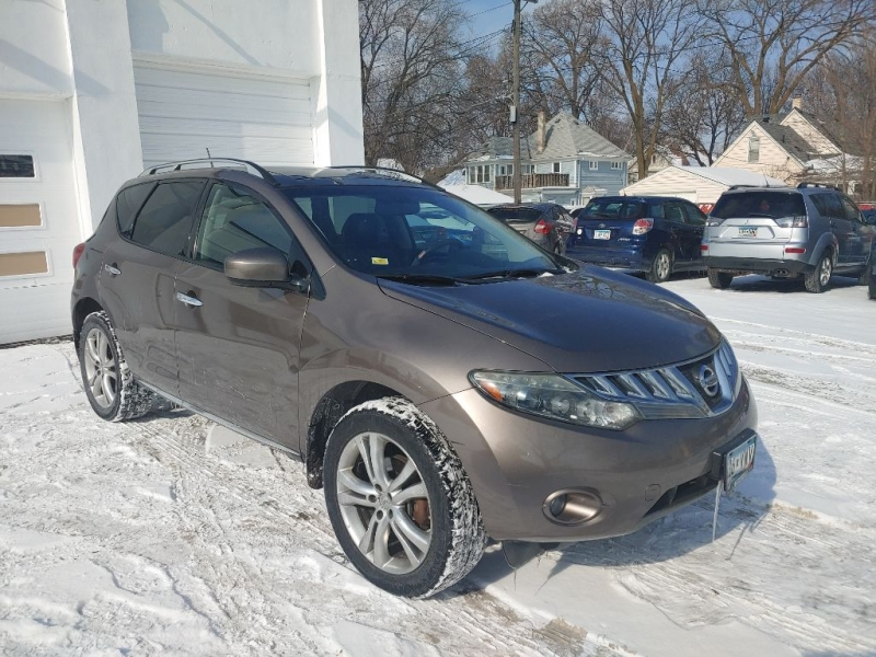 NISSAN MURANO 2009 price Call for Pricing.