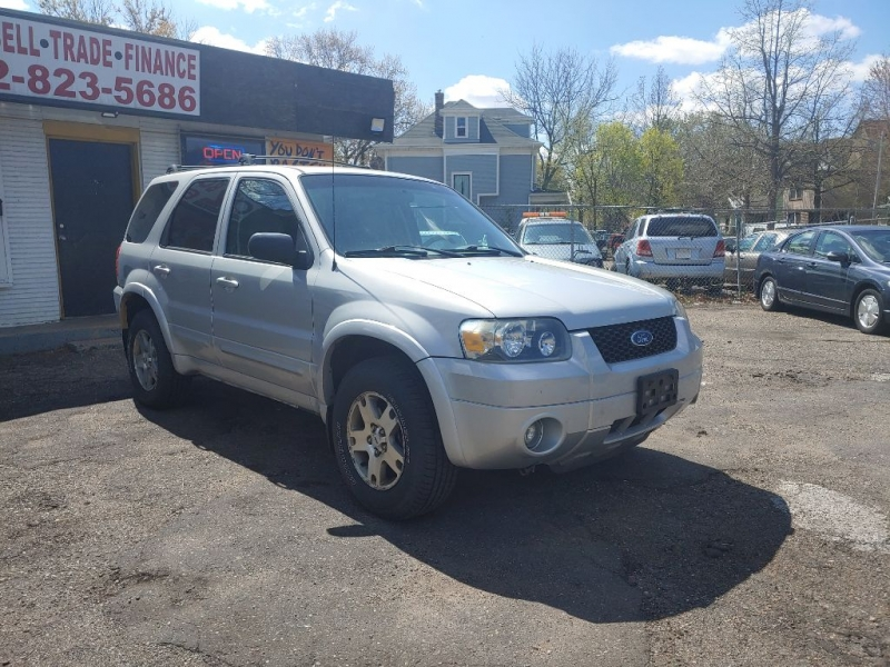 FORD ESCAPE 2005 price Call for Pricing.