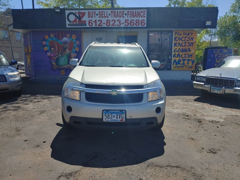 CHEVROLET EQUINOX 2008 price Call for Pricing.