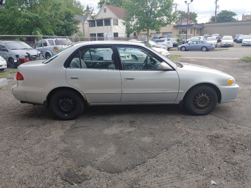 TOYOTA COROLLA 2002 price Call for Pricing.