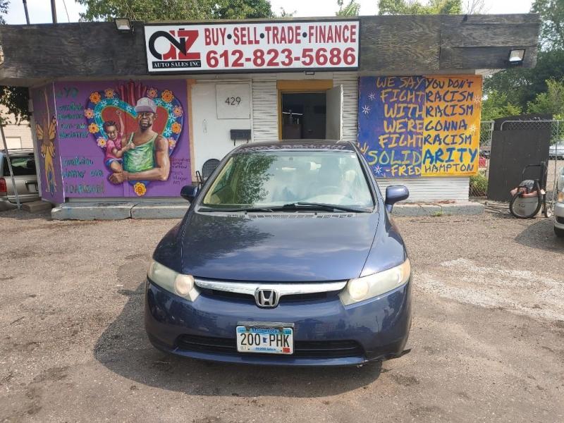 HONDA CIVIC 2006 price $3,999