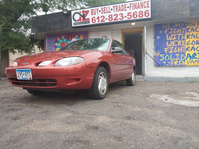 FORD ESCORT 2000 price Call for Pricing.