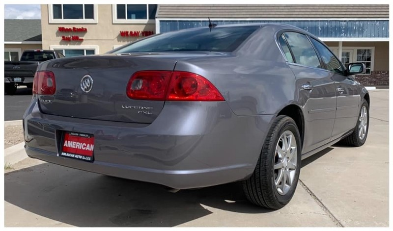 BUICK LUCERNE CXL 2007 price CALL FOR PRICE