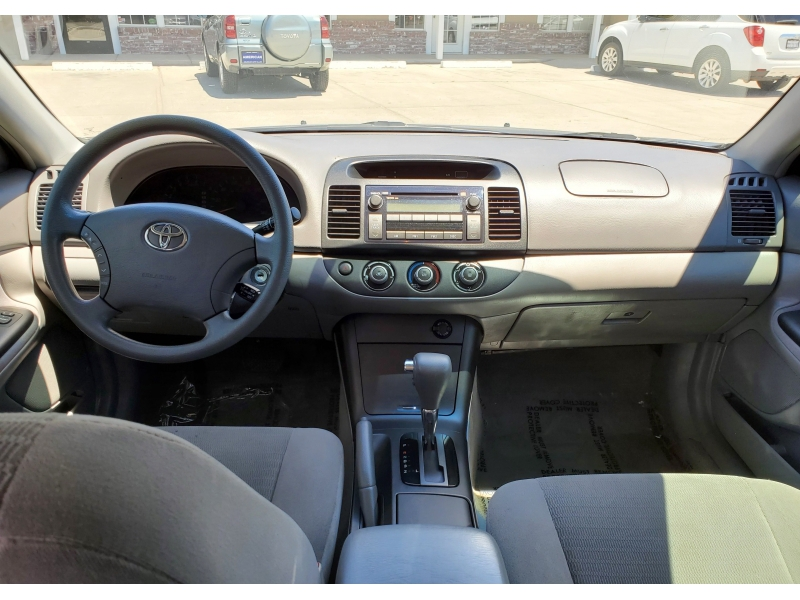 TOYOTA CAMRY SE; LE; XLE 2005 price CALL FOR PRICE