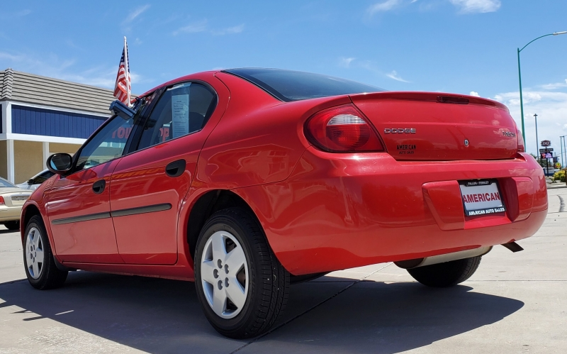DODGE NEON BASE; SE 2004 price CALL FOR PRICE