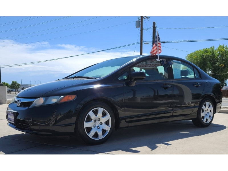HONDA CIVIC LX 2008 price CALL FOR PRICE