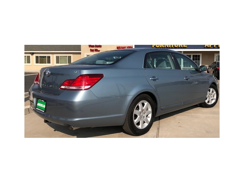 TOYOTA AVALON XL; LIMITED; 2007 price CALL FOR PRICE