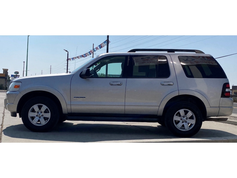 FORD EXPLORER XLT; XLT SP 2008 price CALL FOR PRICE