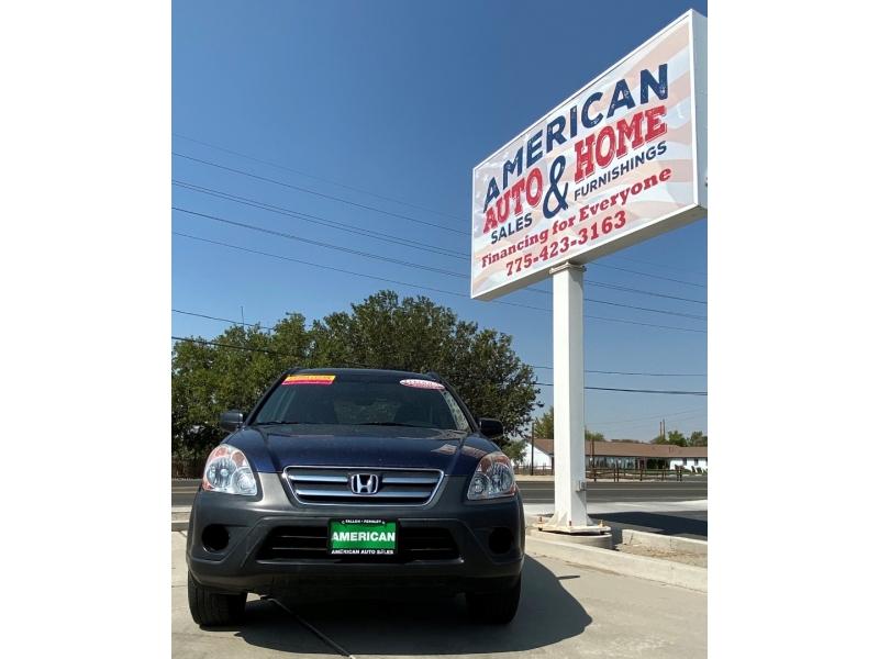 HONDA CR-V LX 2006 price CALL FOR PRICE