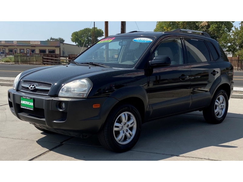 HYUNDAI TUCSON GLS; LIMITED; 2007 price CALL FOR PRICE