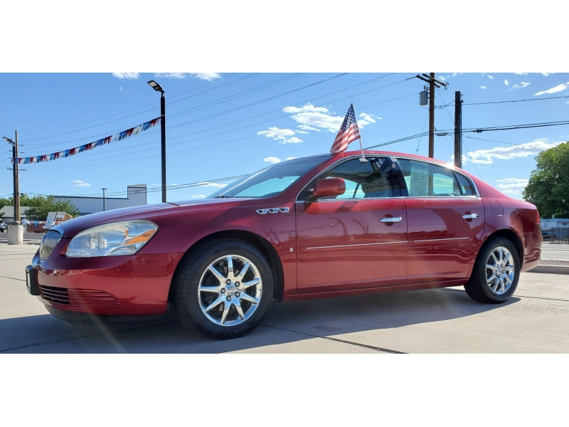 BUICK LUCERNE CXL 2008 price CALL FOR PRICE