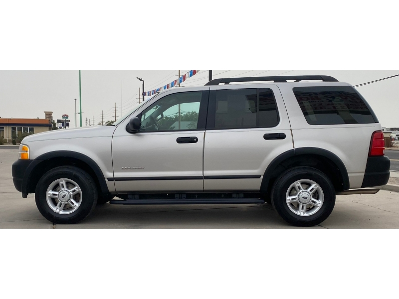 FORD EXPLORER XLS; XLS SP 2005 price CALL FOR PRICE