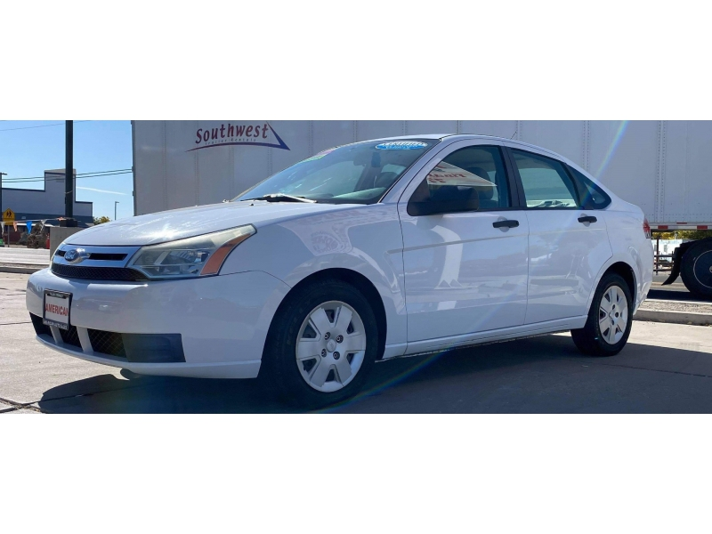 FORD FOCUS SE 2008 price CALL FOR PRICE
