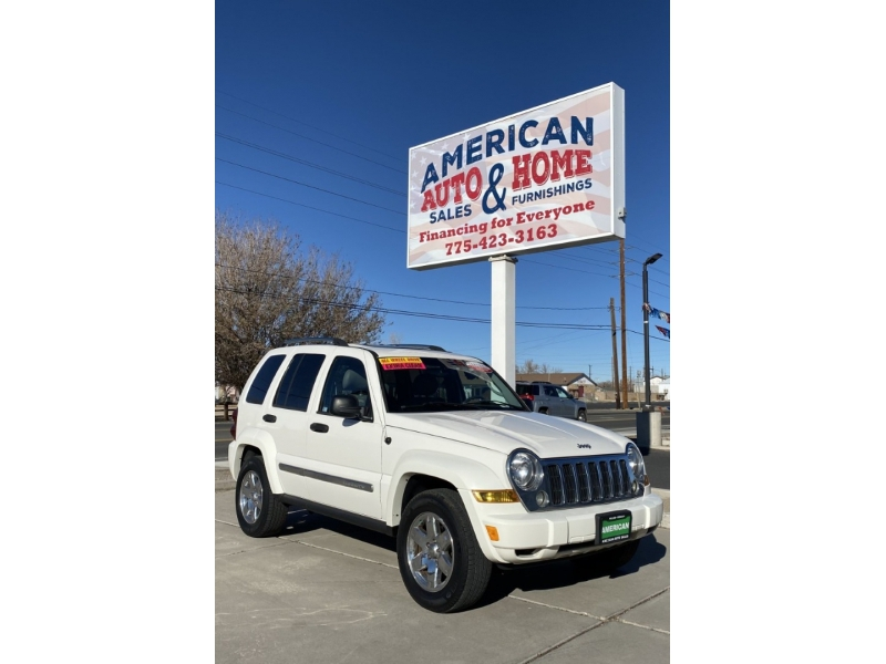 JEEP LIBERTY LIMITED 2005 price CALL FOR PRICE