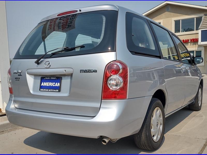 MAZDA MPV LX; ES; LX-SV 2006 price CALL FOR PRICE