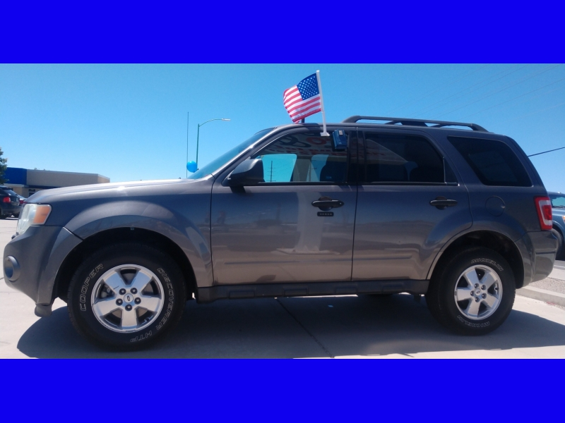 FORD ESCAPE XLT 2012 price CALL FOR PRICE