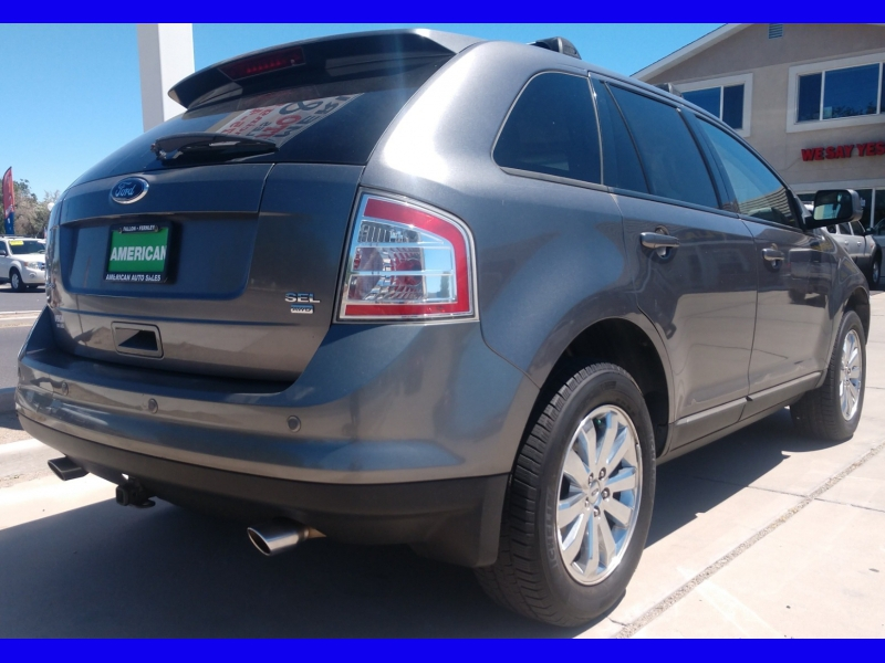 FORD EDGE SEL 2010 price CALL FOR PRICE