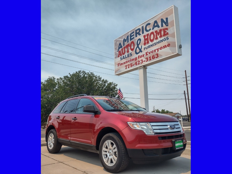 FORD EDGE SE 2007 price CALL FOR PRICE