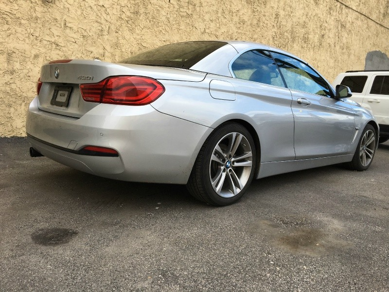 BMW 4 Series CONVERTIBLE 2018 price Call for Pricing.