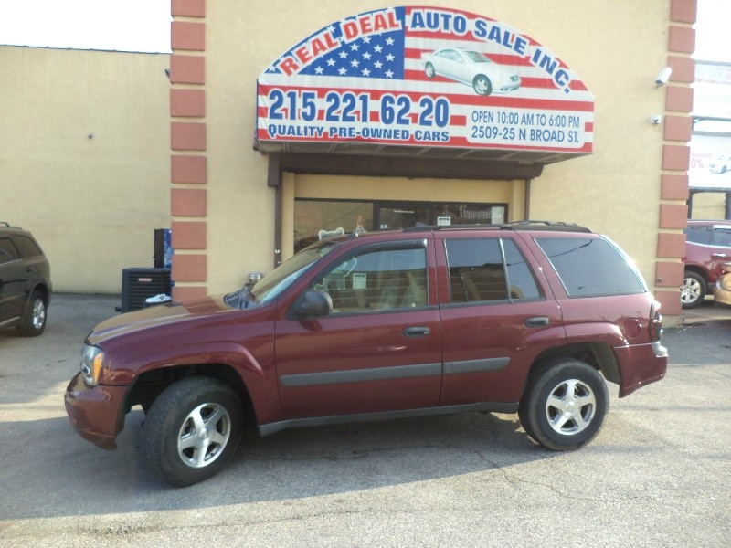 Chevrolet TrailBlazer 2005 price $4,499