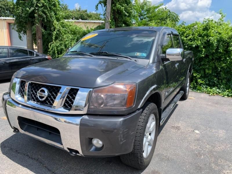 Nissan Titan LE 4X4 2010 price $16,912