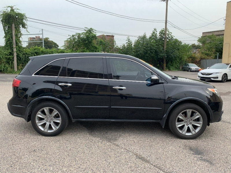 ACURA MDX 2012 price Call for Pricing.