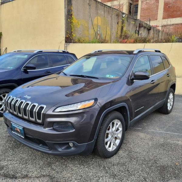 Jeep Cherokee 2014 price $12,499
