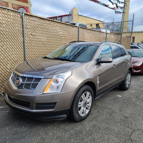 Cadillac SRX 2011 price $9,967