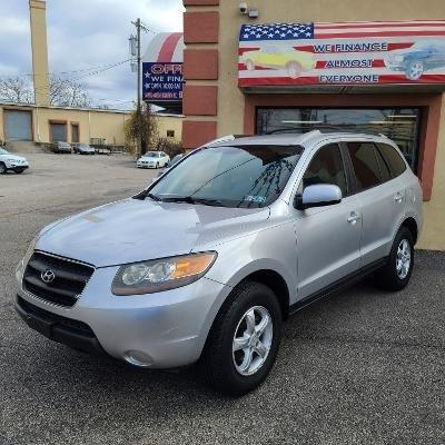 Hyundai Santa Fe 2007 price $5,795