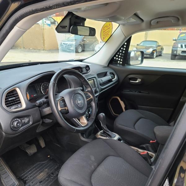Jeep Renegade 2015 price $11,925