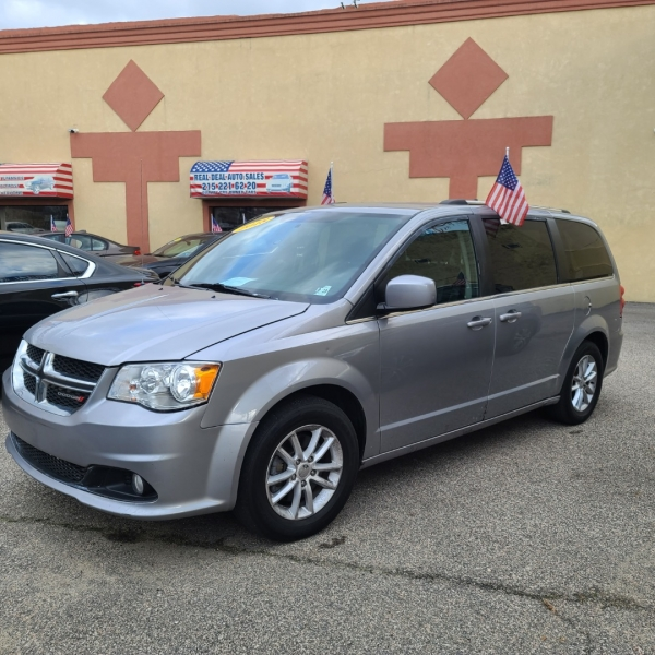 Dodge Grand Caravan 2018 price $15,186