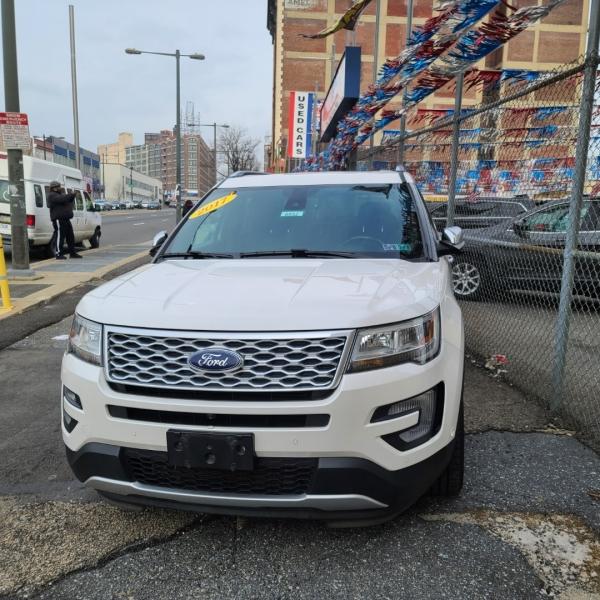 Ford Explorer 2017 price $29,124
