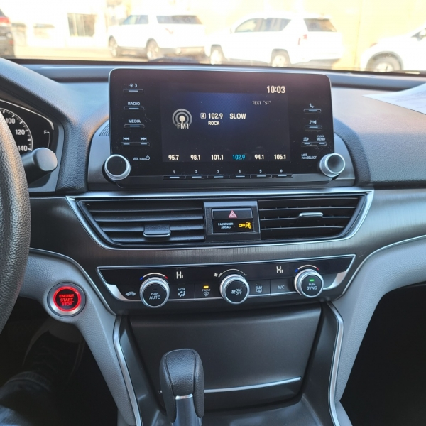 Honda Accord 2018 price $14,999