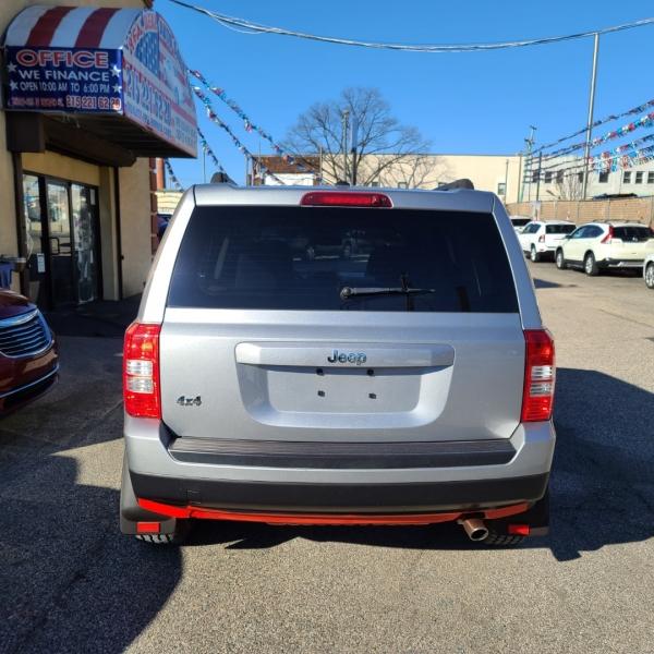 Jeep Patriot 2017 price $13,984
