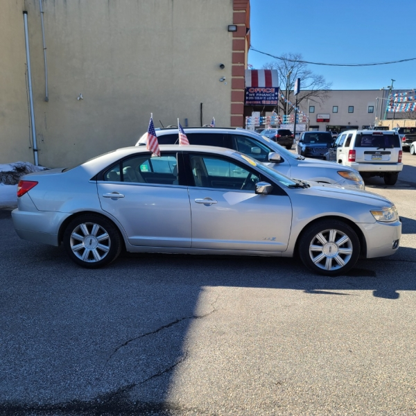 Lincoln MKZ 2008 price $4,935