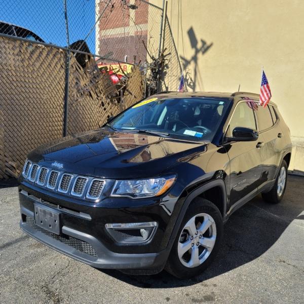 Jeep Compass 2018 price $13,996