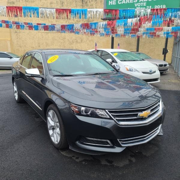 Chevrolet Impala 2018 price $29,495