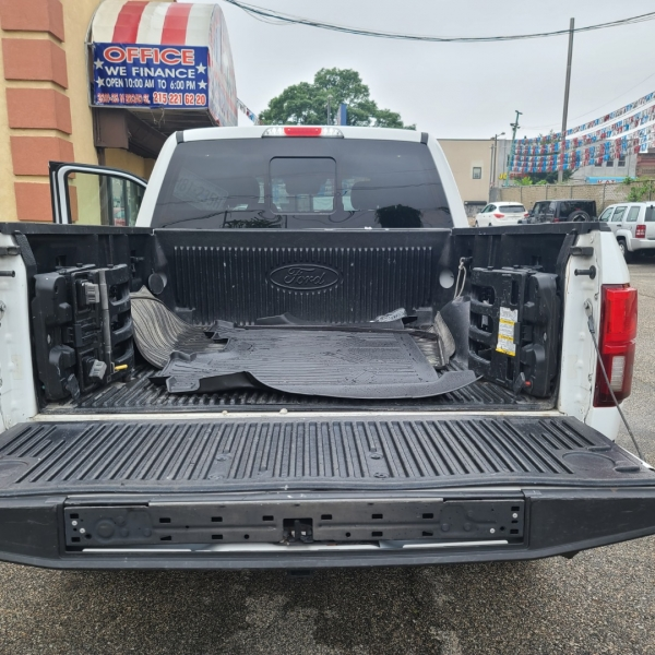 Ford F-150 2018 price $49,495