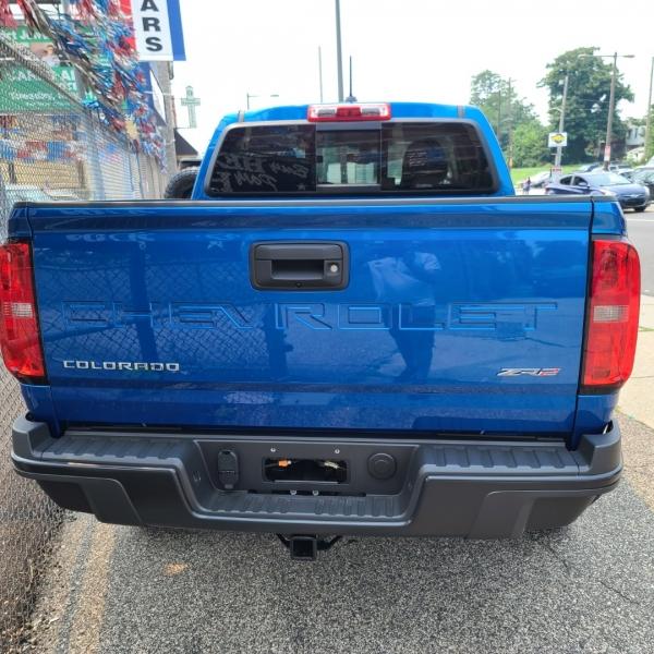 Chevrolet Colorado 2021 price $58,995