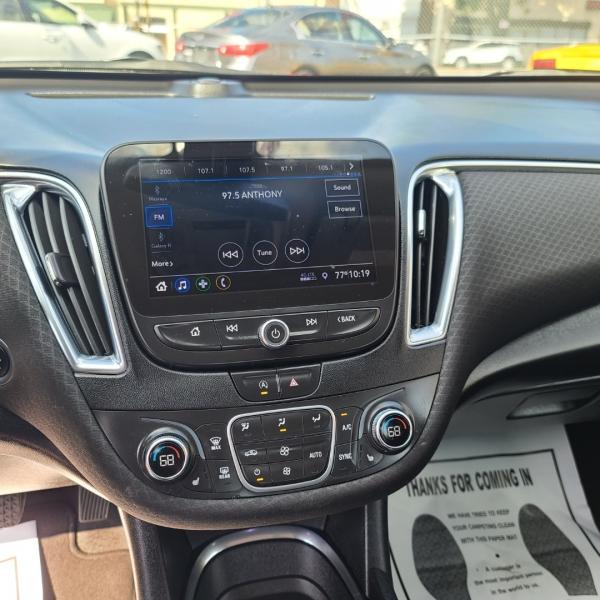 Chevrolet Malibu 2020 price $24,975