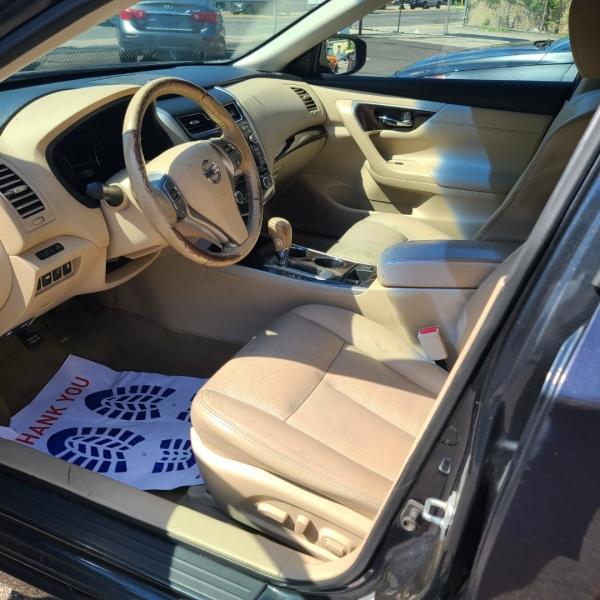 Nissan Altima 2014 price $12,981