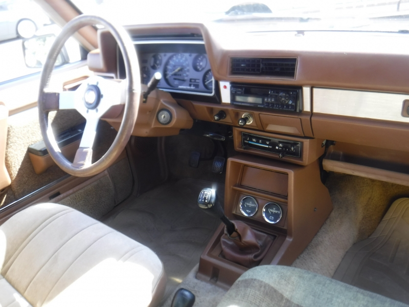 Nissan Pickup 1986 price $6,750