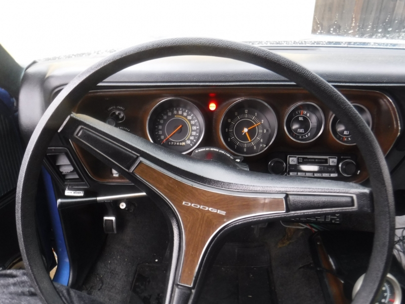 Dodge Charger 1971 price $18,900